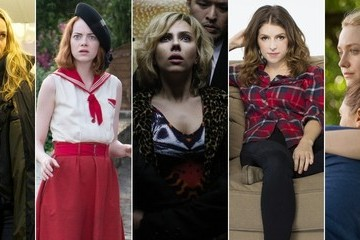 Weekend Watch: Huge Female Stars Rule