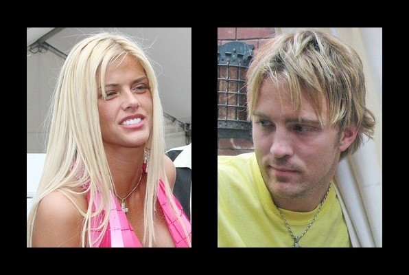 Anna Nicole Smith dated Larry Birkhead