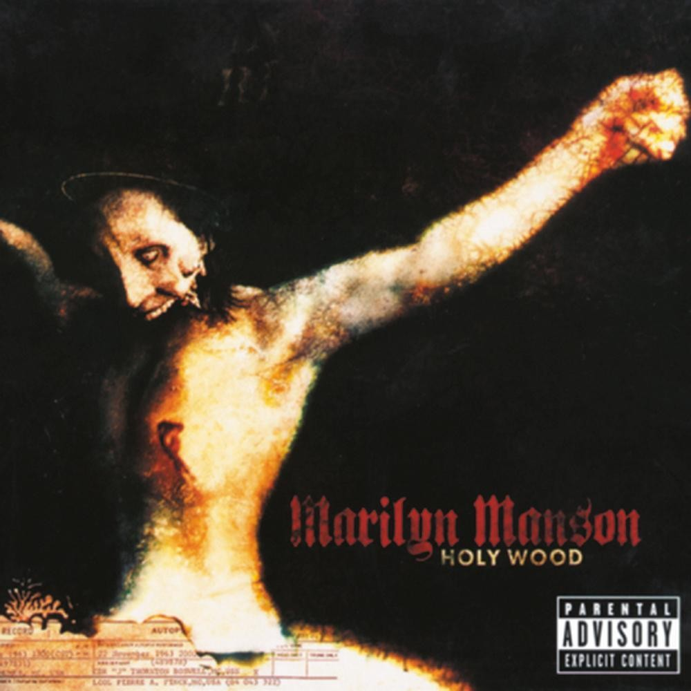 holy wood - marilyn manson