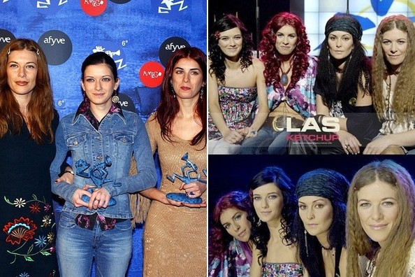 las ketchup   where are they now family bands   zimbio