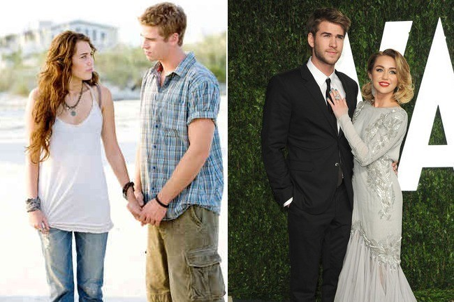 liam hemsworth dating wdw While miley cyrus and liam hemsworth are now engaged after three they began dating shortly after she ended a nine-month relationship with model justin gaston and.