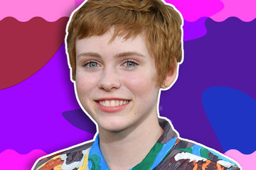 Zimbio's Rising Stars: 'It's Sophia Lillis On Fan Love And Defying Beauty Standards