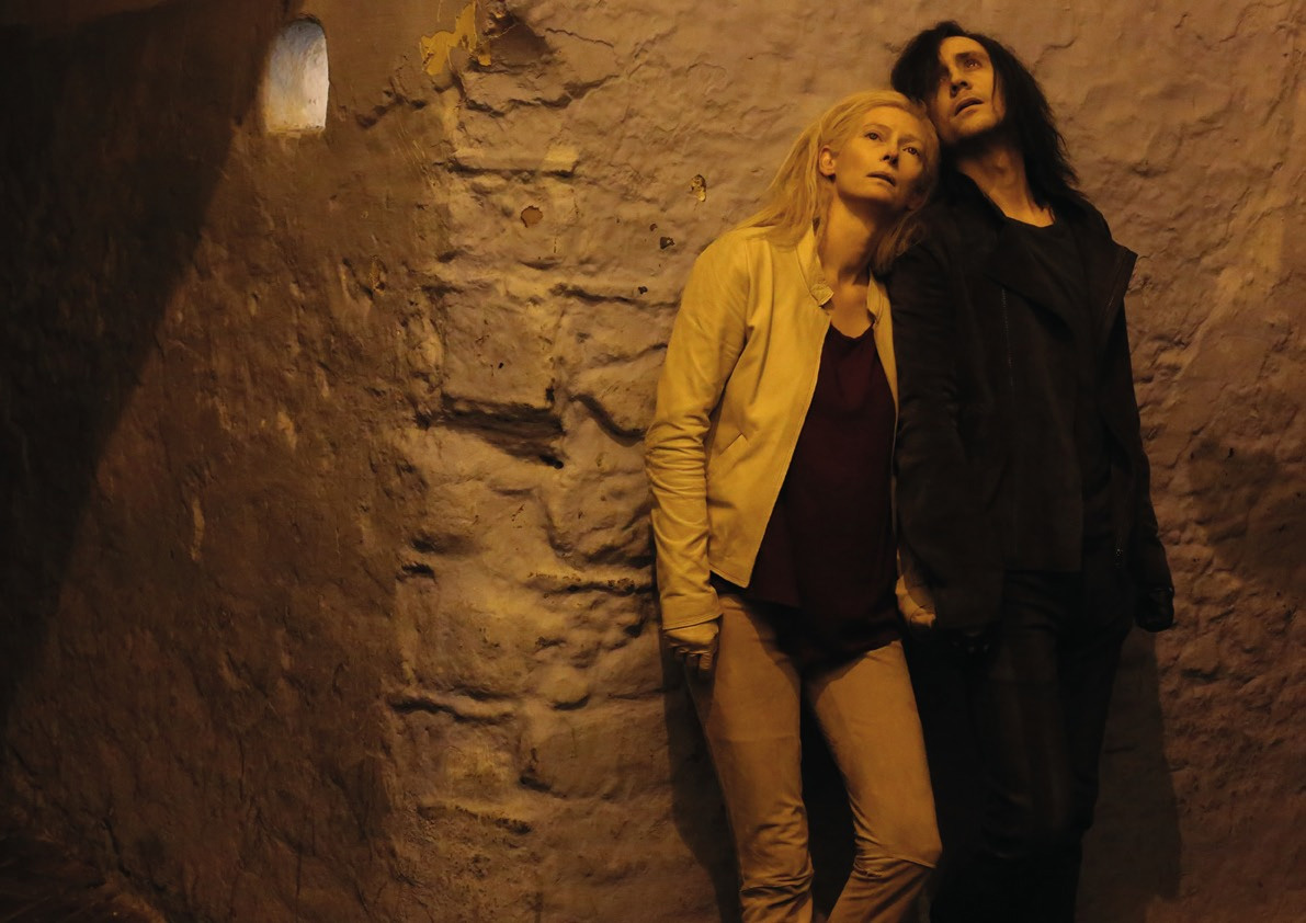 Tilda Swinton and Tom Hiddleston in Only Lovers Left Alive. (Sony Pictures Classics)