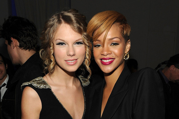 Rihanna's Celebrity Friends