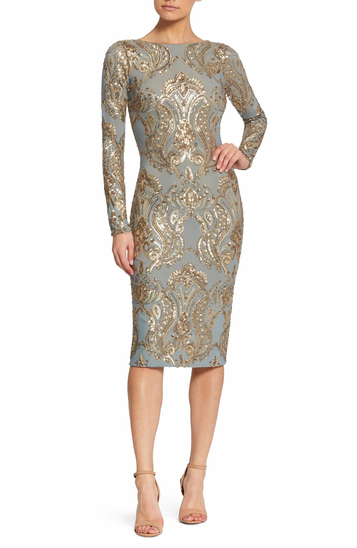 Mother Of The Bride Dresses You'll Look Gorgeous In