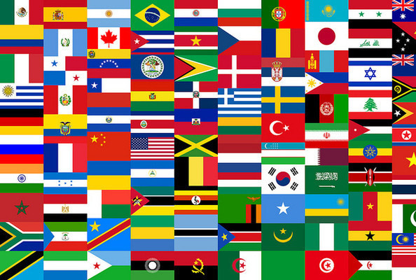 how well do you know the flags of international countries trivia