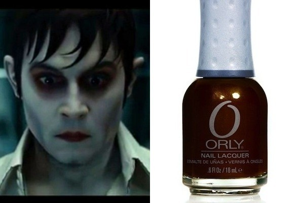 Orly Creates 'Dark Shadows' Nail Polish Collection