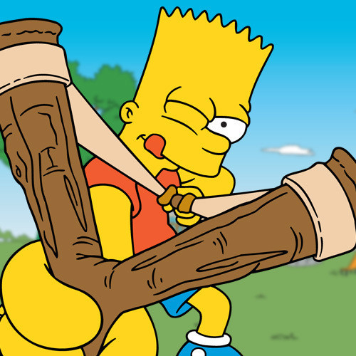 Bart on 'The Simpsons'