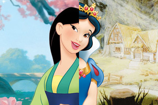 What Combination of Disney Princesses Are You?