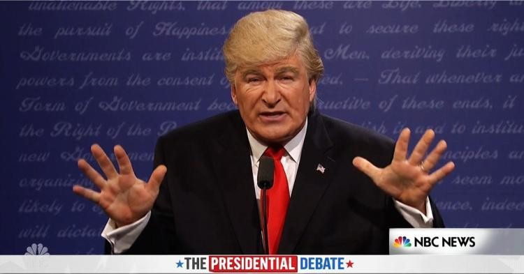 This Is Yuge: Alec Baldwin to Write Satirical Book About None Other Than Donald Trump