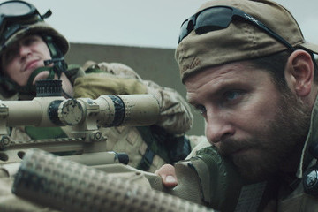 Authentic & Absurd, 'American Sniper' Stays Compelling