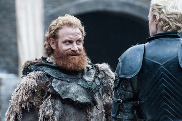 In The Battle For Brienne, It's Jaime: 1 (Knighthood), Tormund: -1 (Cup Of Giant's Milk)