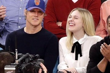 The Internet Is Really Impressed with Dakota Fanning's Hot Dad
