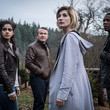NEW: Bradley Walsh, Tosin Cole, and Mandip Gill, 'Doctor Who'