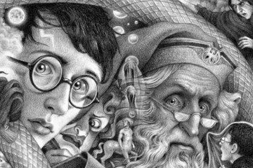 All 7 'Harry Potter' Books Will Get New 20th Anniversary Covers