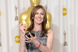 Kathryn Bigelow 'Humbled' By Oscar Win Over Ex-Husband James Cameron