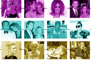 The Year in Miley Cyrus - 2012