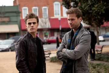 'The Vampire Diaries' Paul Wesley And Matthew Davis Face Off On Twitter During VP Debate
