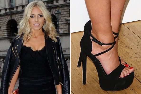 Where to Get Mollie King's EXACT Jacket and Shoes