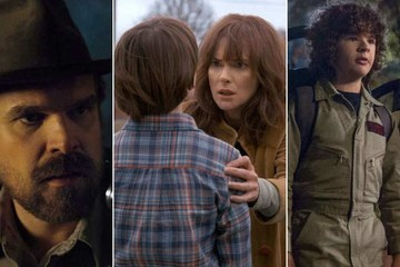 Here Are 4 Creepy New Pictures from 'Stranger Things' Season 2