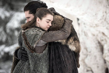 Some 'Game Of Thrones' Fans Are Raining On Arya's Parade For The Wrong Reasons