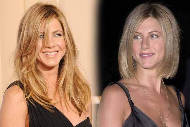 Fashion Flashback - Jennifer Aniston Then & Now