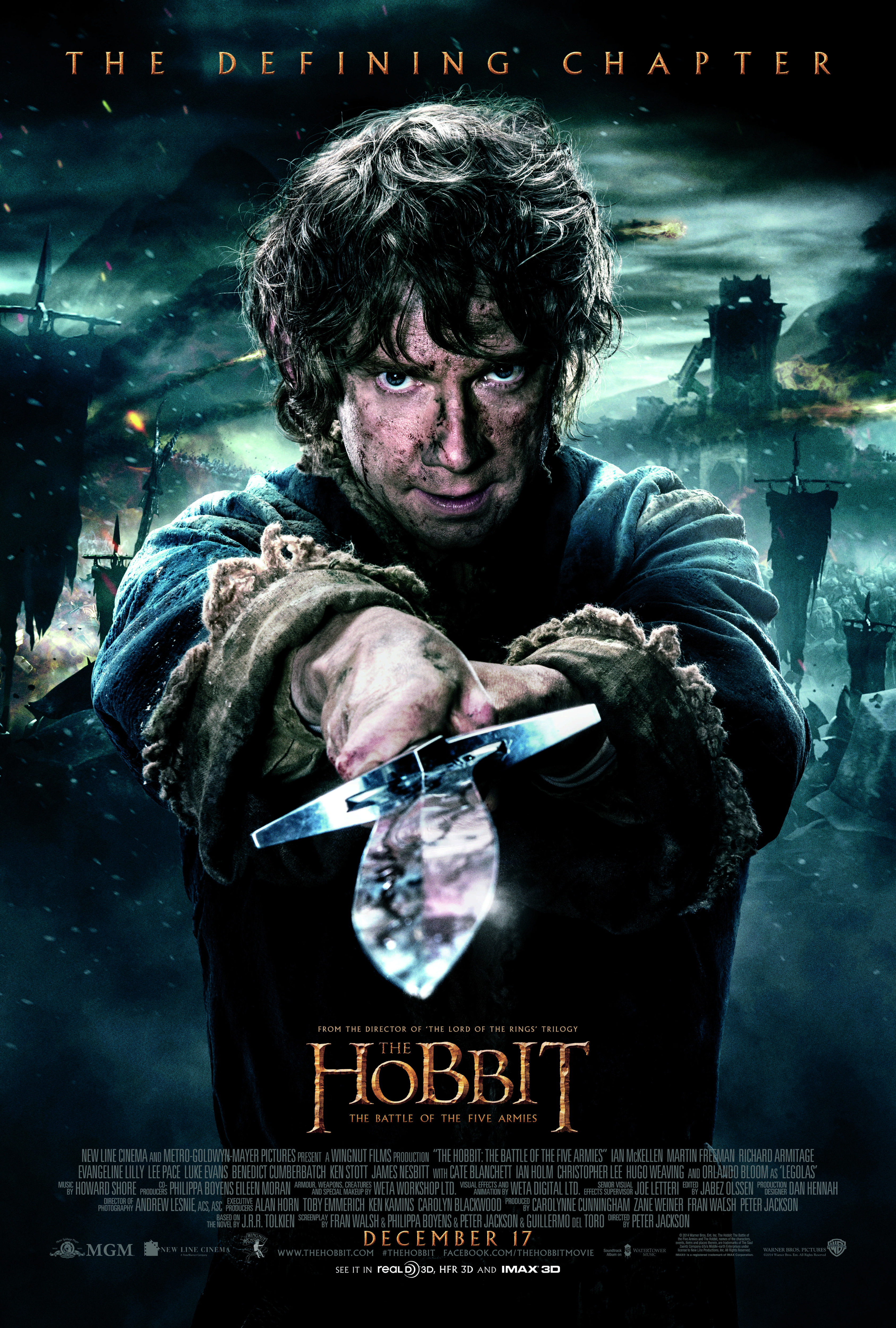 Mediocre 'The Battle of the Five Armies' Closes 'The Hobbit' Trilogy