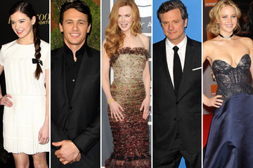 Who's the Hottest Oscar Nominee?