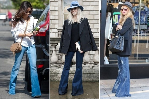 Trend to Try: Extreme Bell-Bottoms