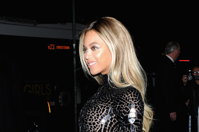 Beyonce's Short Hairstyle at the 2014 Grammys... Say Hello to the 'Beyonce Bob'
