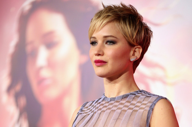 Sheer Force: Jennifer Lawrence's Most Daring Look to Date