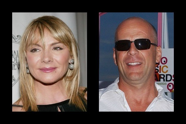 Kim Cattrall dated Bruce Willis - Kim Cattrall Boyfriend ... Kim Cattrall Dated