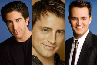Which 'Friends' Guy Is Your Soulmate?