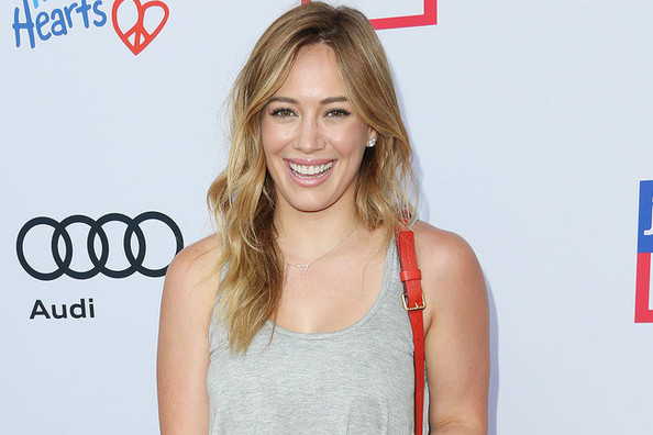 Found: Hilary Duff's Super Soft ($108!) Maxi Dress