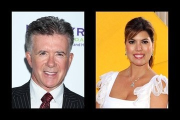 Alan Thicke Dating History