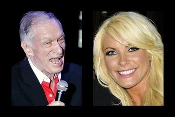 Hugh Hefner Dating History