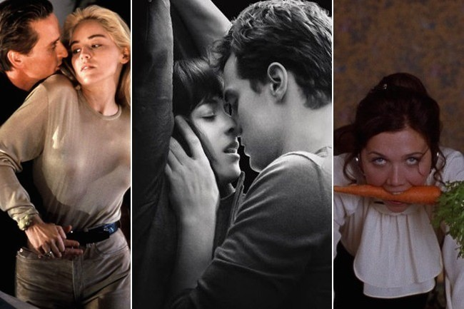 Movies That Paved The Way For 50 Shades Of Grey