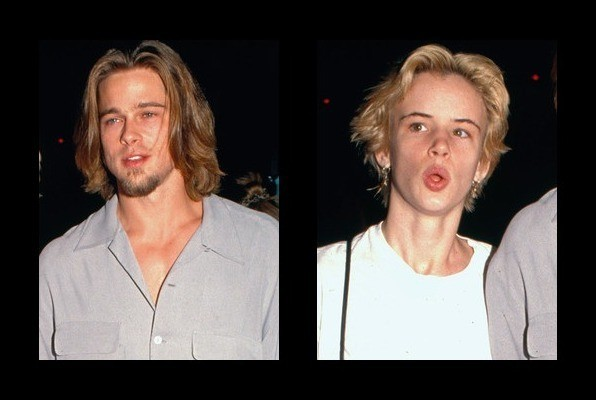 Brad Pitt dated Juliette Lewis - Brad Pitt Girlfriend - Zimbio