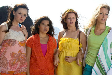 Blake Lively Reunited with Her 'Sisterhood of the Traveling Pants' Co-Stars