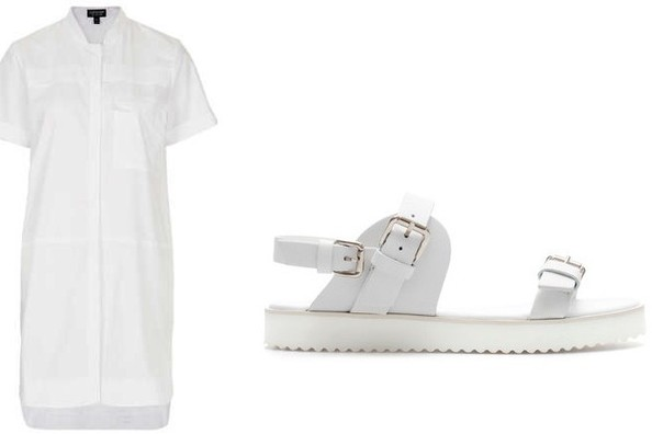 StyleBistro STUFF: Your New All-White Outfit