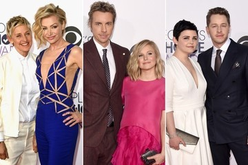 The Hottest Couples at the People's Choice Awards 2015