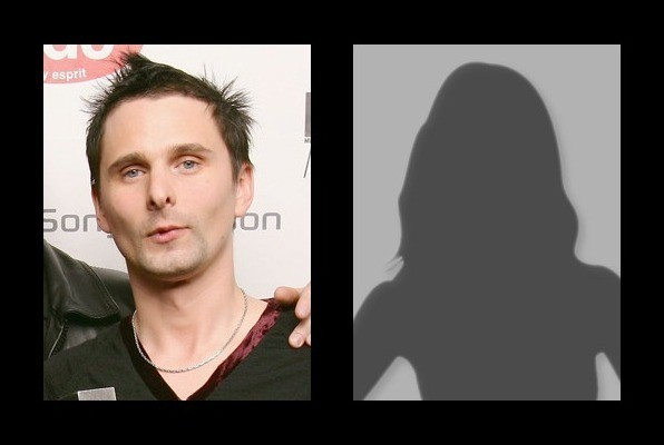 Matt Bellamy dated Gaia Polloni