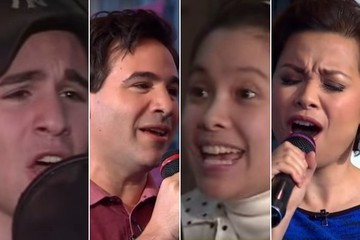 'Aladdin' Singers Reunite 23 Years Later to Perform 'A Whole New World'