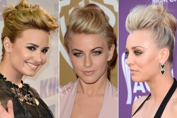 'The Faux Fauxhawk': Hollywood's Hairstyle of the Moment—Do You Love or Loathe?