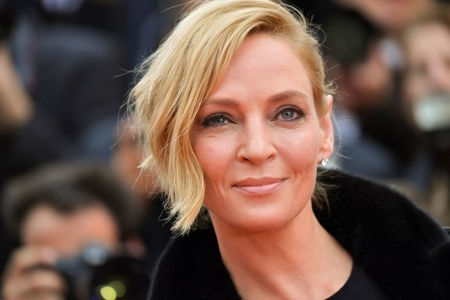 Uma Thurman SLAMS Harvey Weinstein: 'He doesn't deserve a bullet'