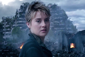 Tris Has Short Hair in the First Teaser for 'Insurgent'