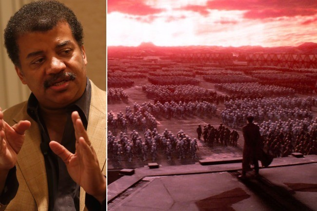 Neil deGrasse Tyson Fact Checked 'Star Wars'