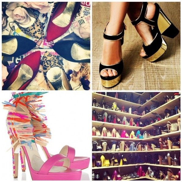 #FF - 5 Shoe Brands to Follow on Pinterest