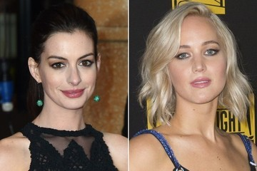 Anne Hathaway Defends Jennifer Lawrence Against Online Criticism
