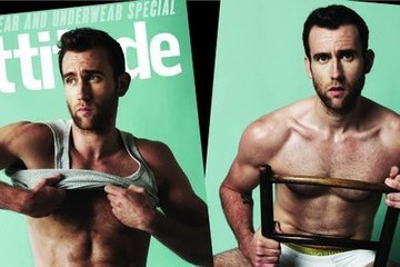 Let J.K. Rowling Remind You That Neville Longbottom Is Ripped